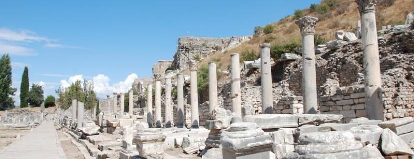 Private 2 Days Ephesus and Pamukkale Tour