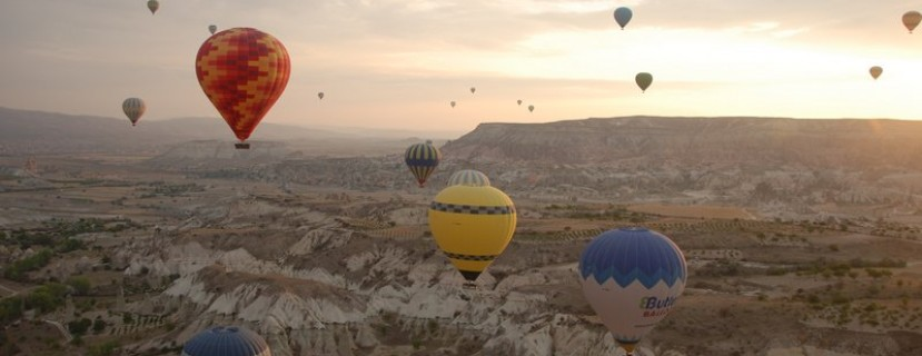 3 Days Cappadocia and Gallipoli Tour by plane and bus