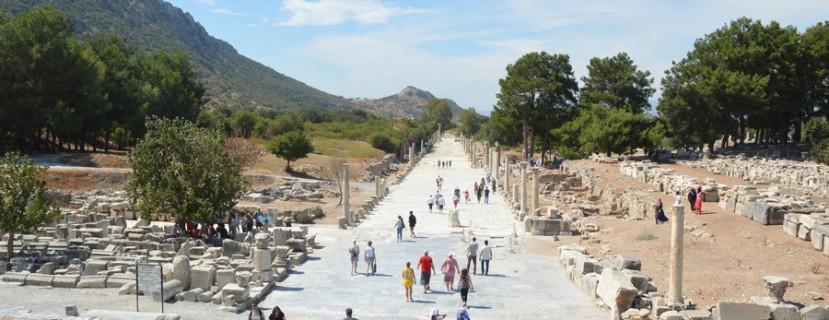 2 days Ephesus and Pamukkale Trip