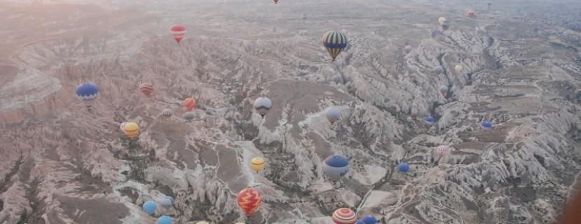 5 days Cappadocia Ephesus Troy and Gallipoli Tour