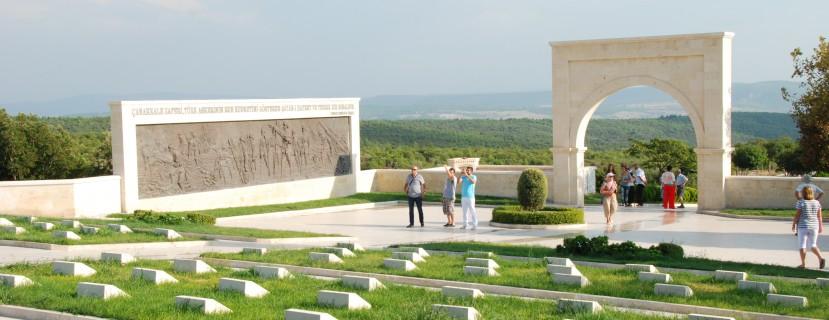 4 days Gallipoli Troy Pergamum Ephesus and Pamukkale Trip from Istanbul
