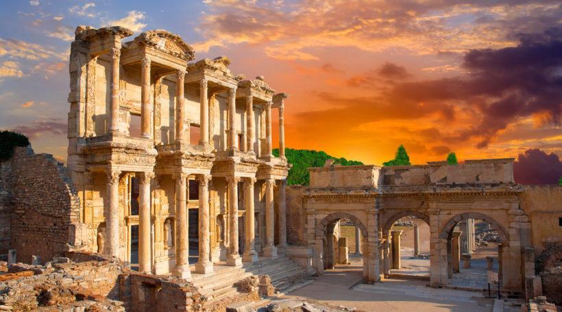 2 Days Ephesus and Pamukkale Tour from Marmaris