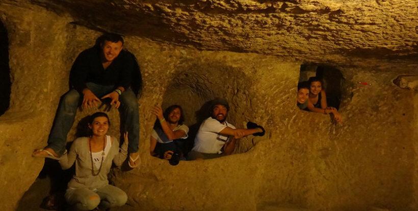 Kaymakli-Underground
