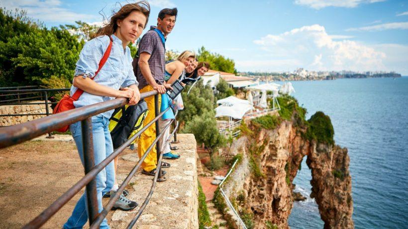 Antalya City Sightseeing & Waterfalls Tour