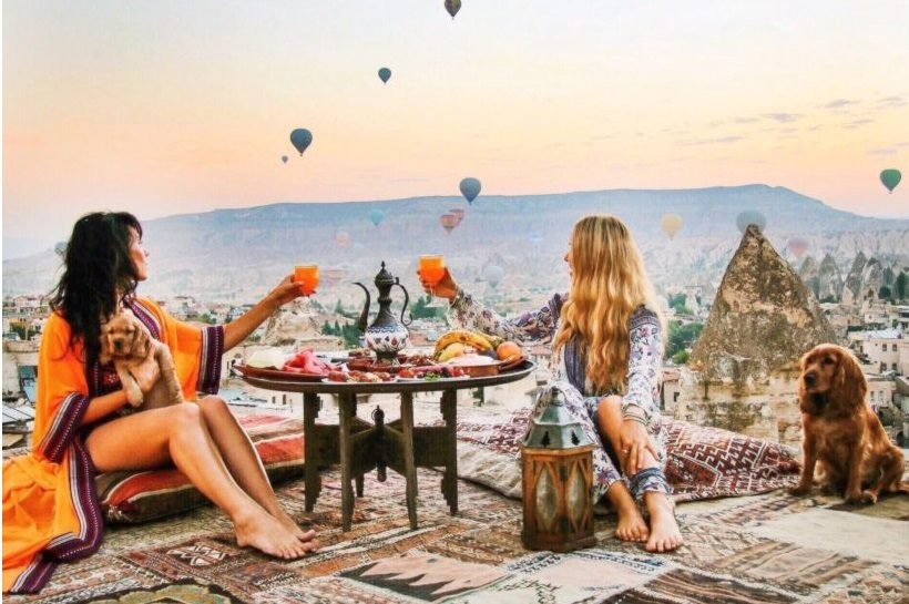 2 Days Cappadocia Tour from Istanbul by Plane