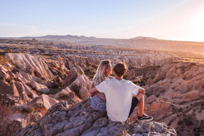 3 Days Cappadocia Trip from Istanbul by Plane