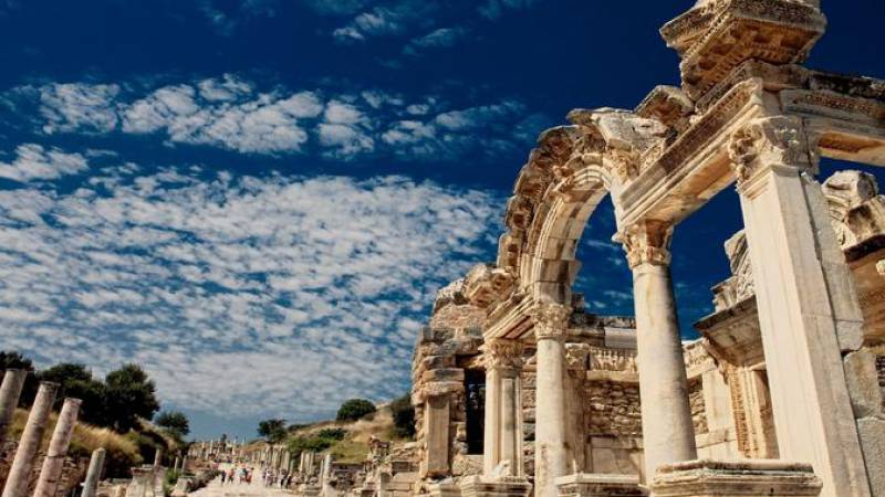 Ephesus and House of Virgin Mary Day Trip from Fethiye