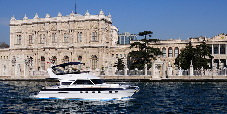 Istanbul Cruise by Private Yacht
