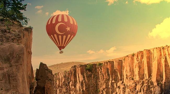 Ihlara Valley Hot-Air Balloon Tour