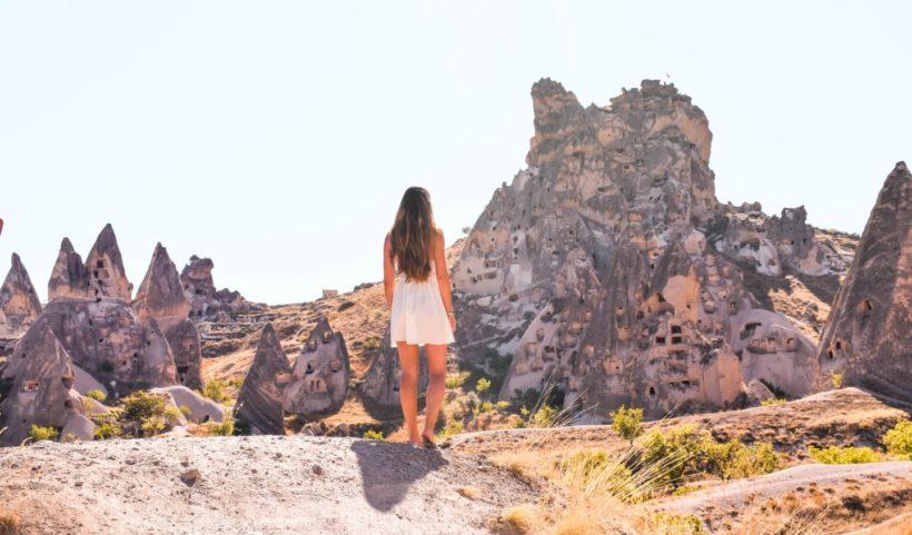 3 Days Cappadocia Trip from Antalya by Plane